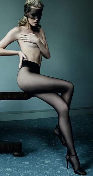 WOLFORD 品牌内衣系列广告 Mario Testino摄影作品