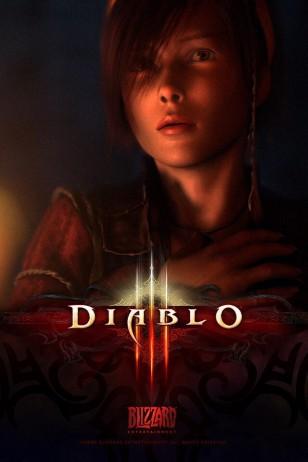 Diablo III - 《暗黑破坏神 III》官方壁纸 01