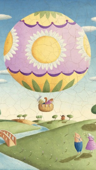 Alison Jay - 英国插画师 Alison Jay 童书插画作品