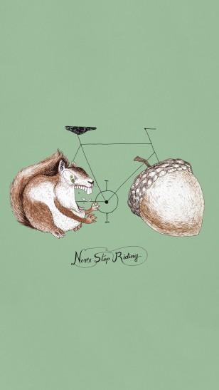 Never Stop Riding - 布宜诺斯艾利斯城市自行车系统广告:永不停息