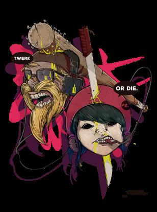 Curse of the Twerking Phantom - Extras