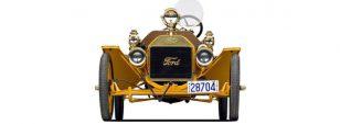 历史上最有影响力汽车:福特T型车