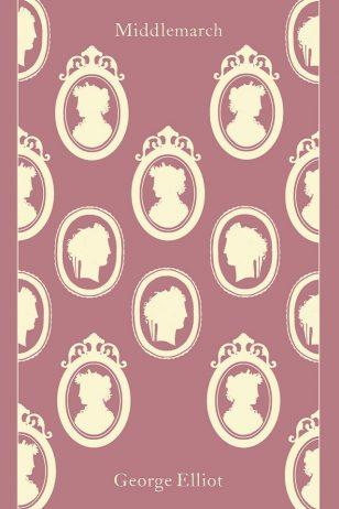 Middlemarch - 乔治·艾略特《米德尔马契》封面