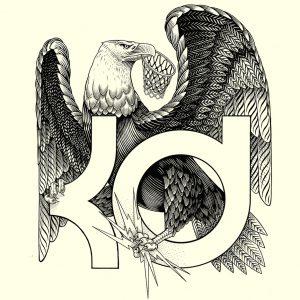 KEVIN DURANT NIKE eagle