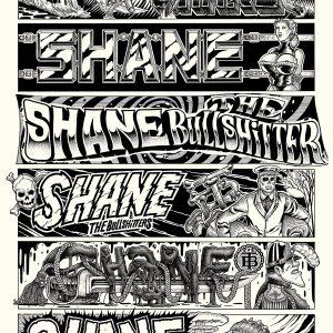 FIFTY SHANE OF GREY
