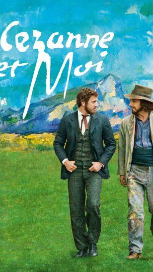 Cézanne et moi - 《我与塞尚》电影海报
