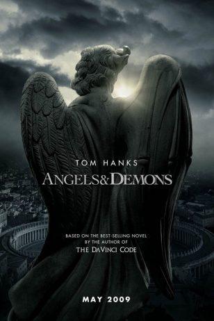 Angels & Demons - 《天使与魔鬼》电影海报