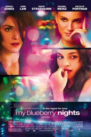 My Blueberry Nights - 《蓝莓之夜》电影海报