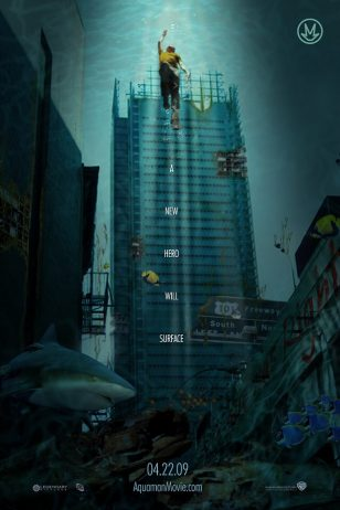 Aquaman - 《潜水侠》电影海报