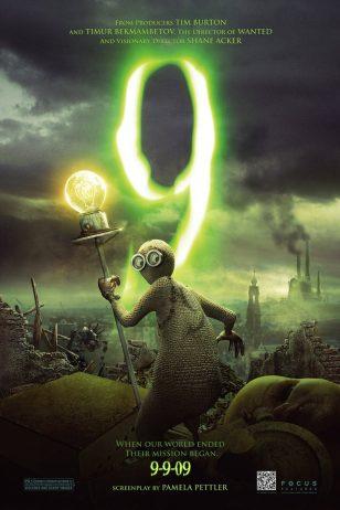 9 - 《机器人9号》电影海报