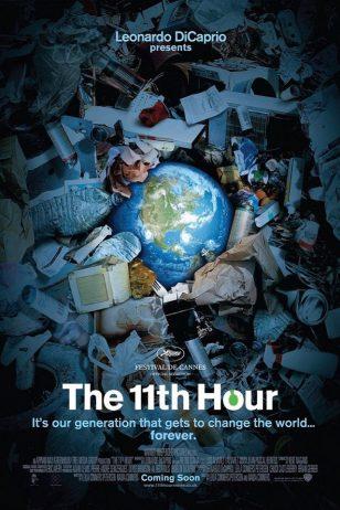 The 11th Hour - 《第十一个小时》电影海报