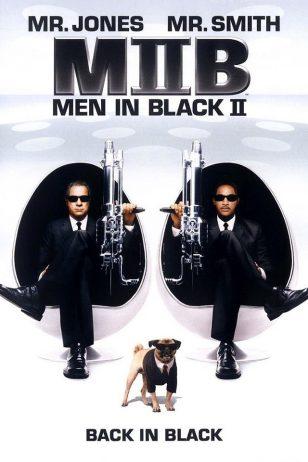 Men in Black II - 《黑衣人2》电影海报