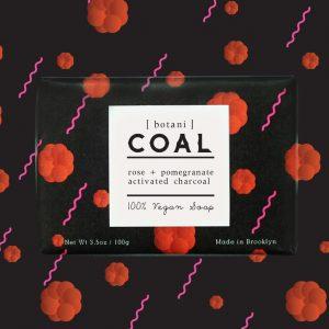 Botani COAL Soup - Botani COAL 植物皂包装 设计:Sanuk Kim