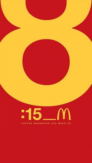 McDonald's - 麦当劳早餐咖啡广告