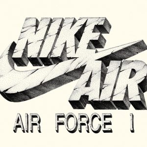 NIKE AIR / AIR FORCE 1