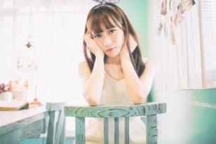 清纯可爱的蝴蝶结少女唯美写真