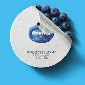 Odyssey 酸奶广告