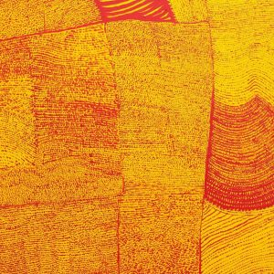 Yayoi Kusama: My Eternal Soul - 草间弥生「我永恒的灵魂」系列作品:飞向天空的心