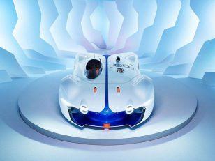 雷诺Alpine Vision Gran Turismo