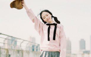 清纯可爱美女写真图片