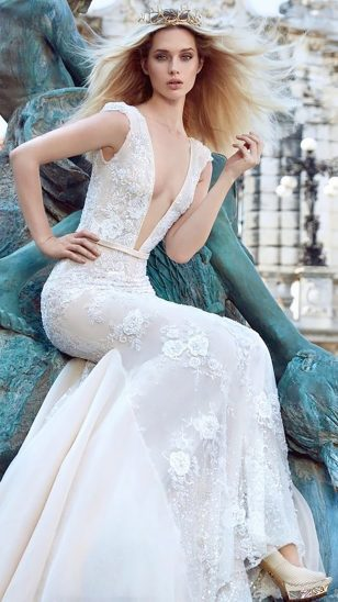 galia lahav 2016奢华性感的婚纱礼服系列