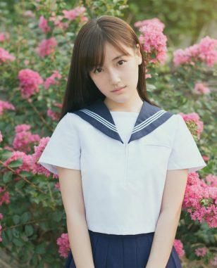 靓丽清纯学生妹