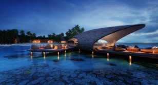 马尔代夫瑞吉酒店官方摄影
