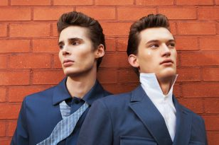 Cédric & Valentijn by Tine Claerhout for Fashionisto Exclusive