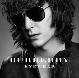 【BURBERRY】推出新款太阳镜广告大片 英国乐队奉献独家单曲【ONE】
