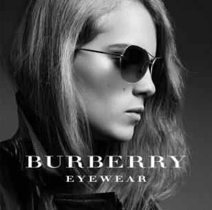 【BURBERRY】推出新款太阳镜广告大片 英国乐队奉献独家单曲 【TWO】