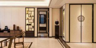 现代的东方韵味–北京西山一号样板房