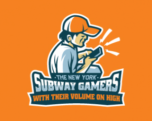 Funny or Die - The New York Subway Gamers