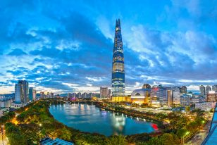 乐天世界塔 Lotte World Tower