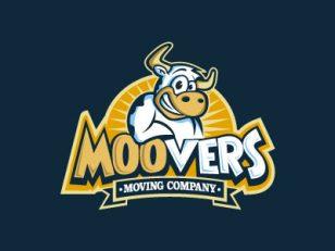 25款奶牛logo设计作品