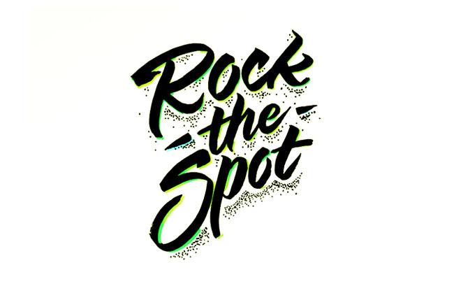 美国工作室时尚手绘字体设计