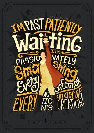 菲律宾字体海报作品欣赏