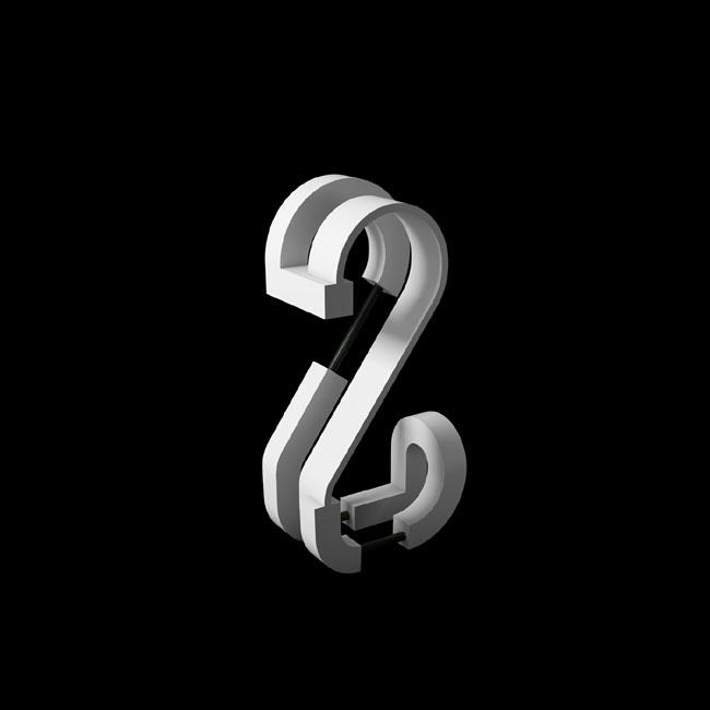 南非立体数字设计