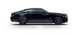 BLACK BADGE WRAITH