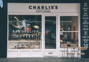 Charlie's Cafe Bakery