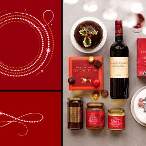 M&S Christmas Range 2014