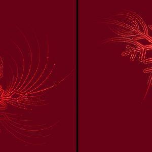 M&S Christmas Snowflake