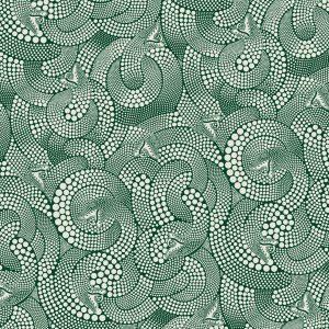 Maharishi Snake Pattern