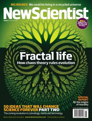 Fractal Life / New Scientist Magazine