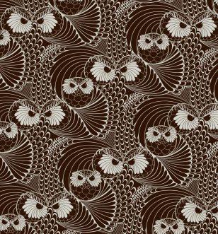 Maharishi Owl Print