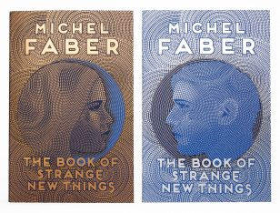 The Book of Strange New Things Paperback Book Cover Michel Faber