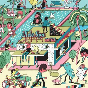 不仅与Colette合作,还是全球100名优秀插画师,这名艺术家到底什么来头 | Art Attack