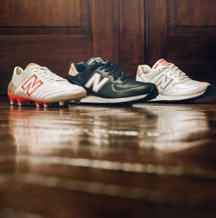New Balance x Paul Smith联名系列鞋款