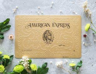 American Express card art