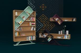 ZEX bookshelves