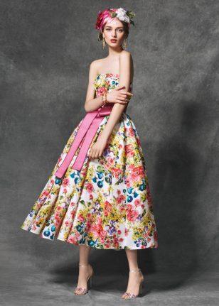 Daga Ziober - Dolce & Gabbana F/W 16.17 Lookbook